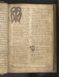 In A Volume Of Miscellaneous Prose And Verse Theological Texts f.19r